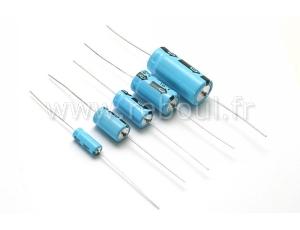 condensateur 16v 470uf
